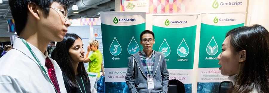 GenScript at the 2018 Giant Jamboree