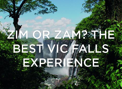 The best Vic Falls experience – Zimbabwe or Zambia?