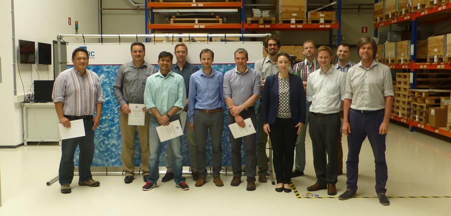 Another successful edition of the TPRC course: 'Introduction to Thermoplastic Composites'