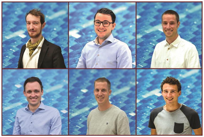 TPRC New Team Members