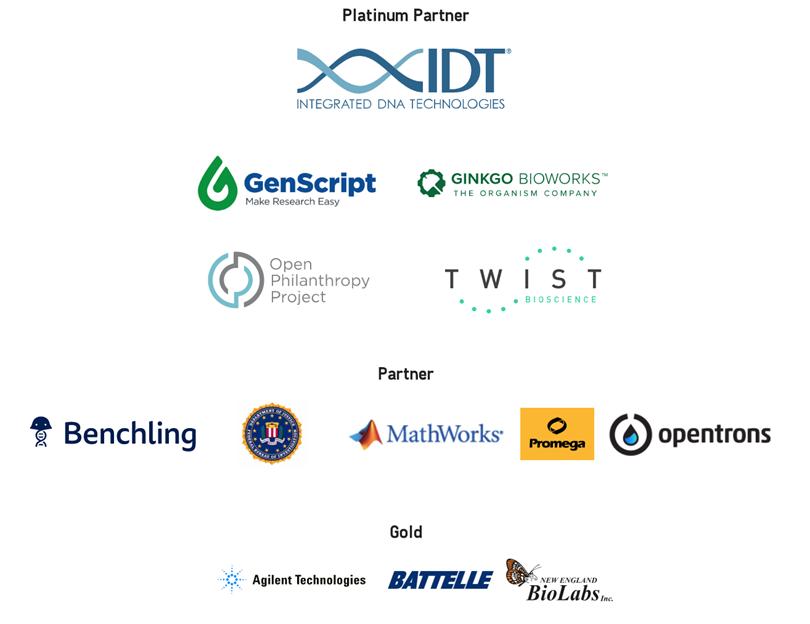 iGEM 2019 Partner Sponsors