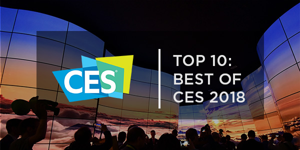 CES 2018: What you may have missed