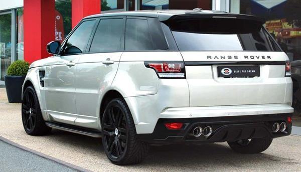 Range Rover Sport with SVR Kit - Rear