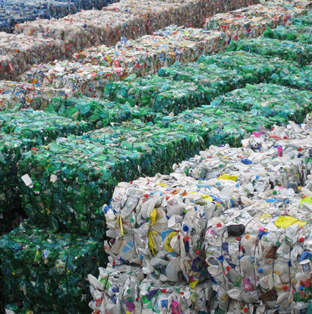 verpakkingsafval