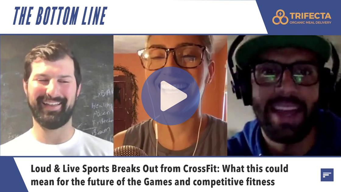Video: What does the WZA/L&L Change Mean for CrossFit Games? | The Bottom Line
