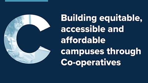 Webinar Series: Building Equitable, Accessible and Affordable Campuses