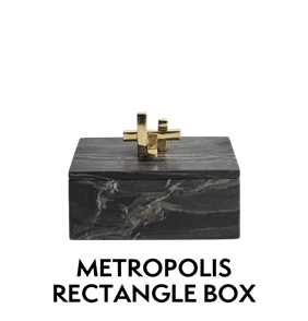 Metropolis Rectangle Box