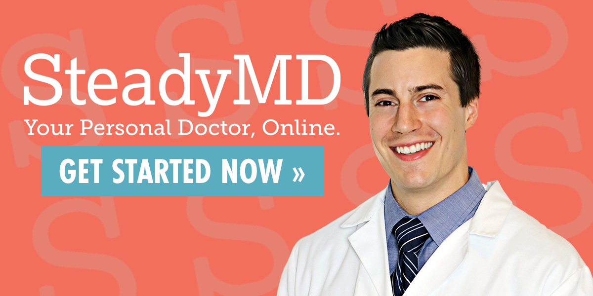 SteadyMD Could be YOUR Personal Doctor!