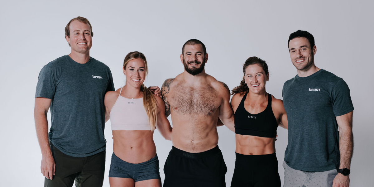 The fittest athletes on earth joined the beam team. And so can you.