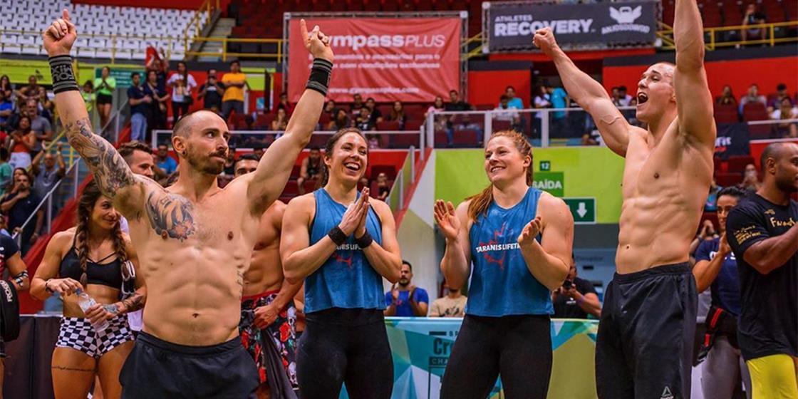 Brazil CrossFit Championship Crowns Davidson, Rodriguez and Taranis Lifetree as Champions