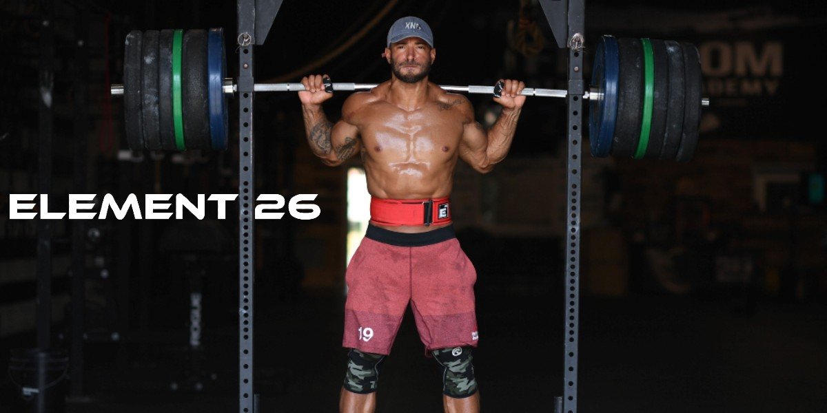 Element 26, Destroy Your PR's, Not Your Body. FREE Gear Bundle Giveaway!