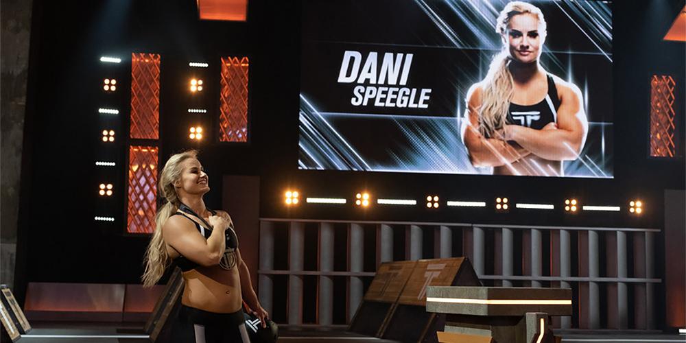 Dani Speegle Credits CrossFit for Dominating Titan Games Performance