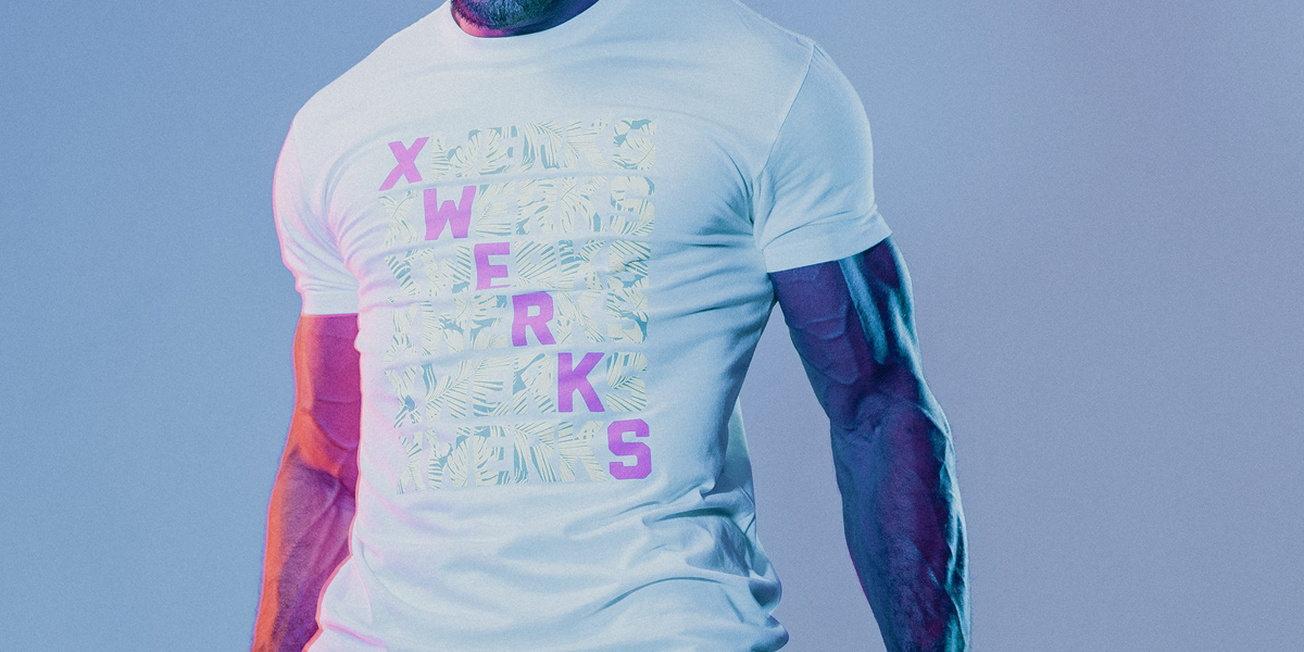 Top Athletes Turn to XWERKS for an edge - Get A Free Shirt With Your First Order.