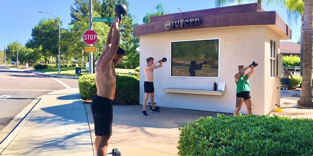 California Gyms Adapt to Current Climate