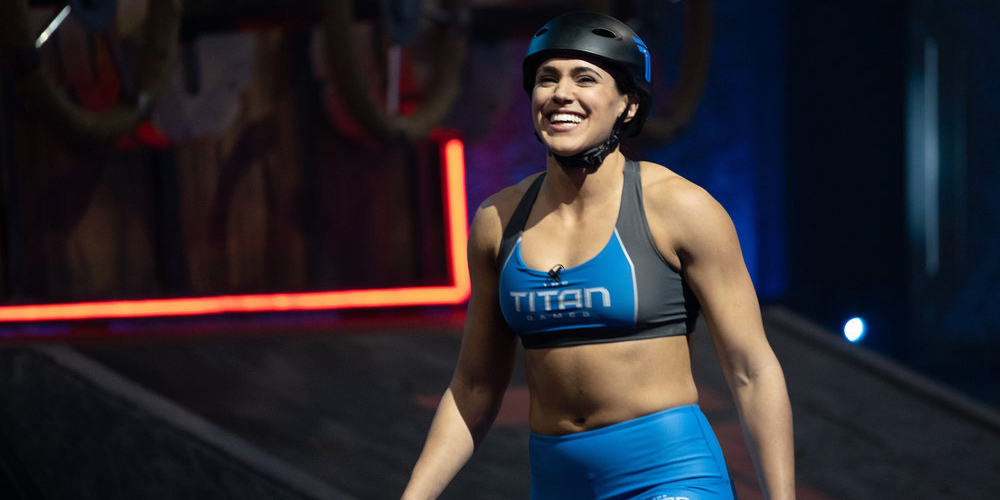 Courtney Roselle's CrossFit Journey Leads Her to The Titan Games