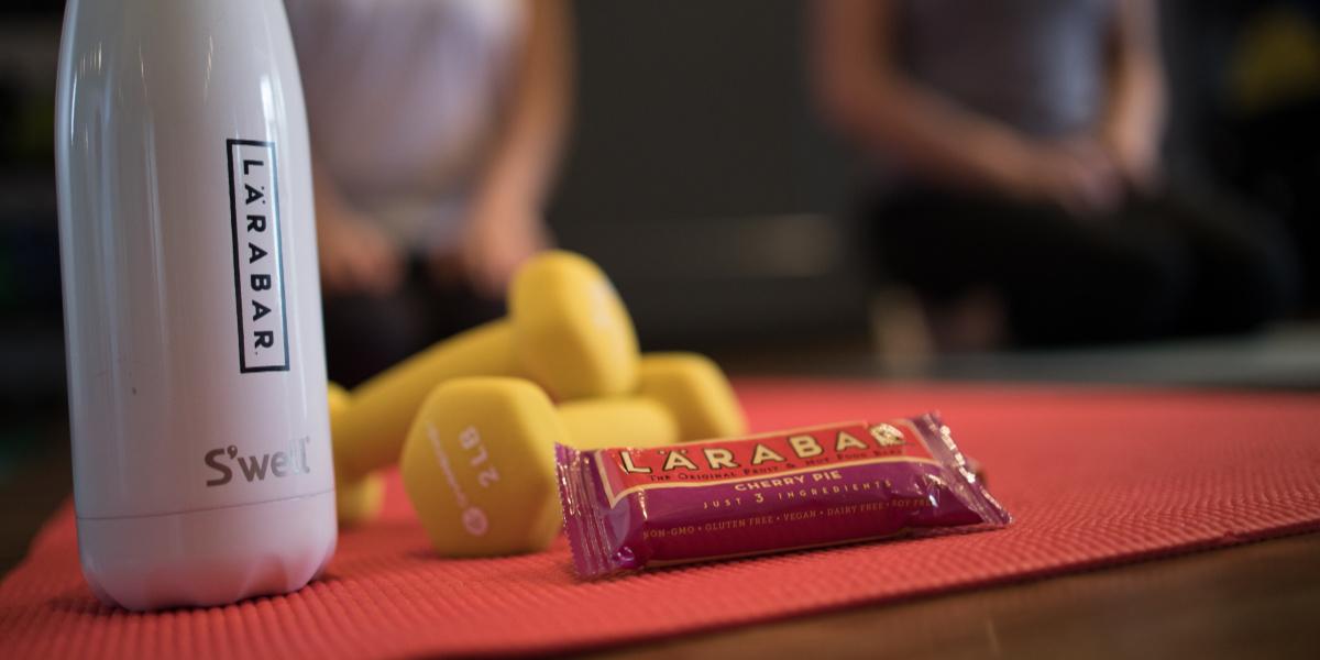 Carry LÄRABAR at Your Gym