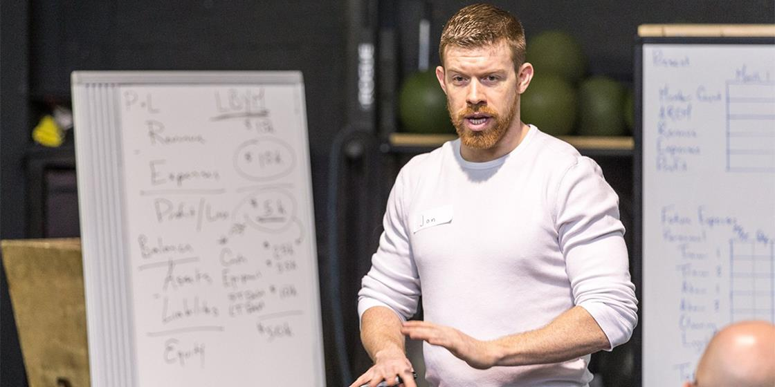 """Advice For Affiliates From CrossFit Seminar Staff: """"The Strategy Is Community."""""""