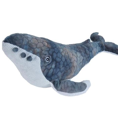 cuddly whale