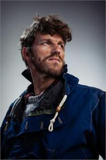 Chad Moffitt as Sir Edmond Hillary