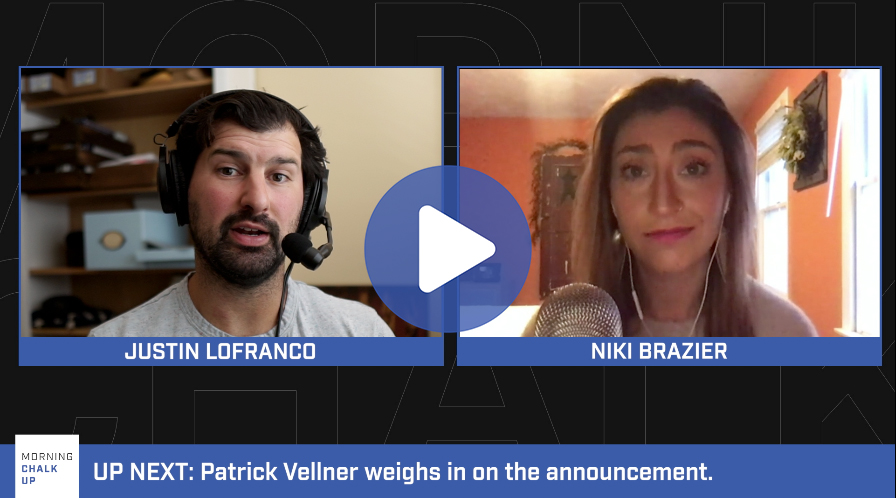 Video: CrossFit Announces Games Roster, Niki and Justin on the Bottom Line with Special Guest Patrick Vellner