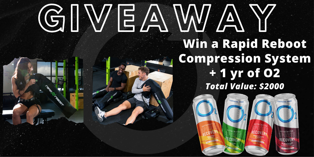 The Ultimate Recovery Giveaway -- Enter Today!