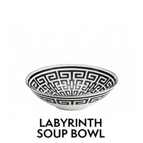 Labyrinth Soup Bowl