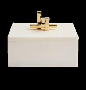 Metropolis Box Bianco