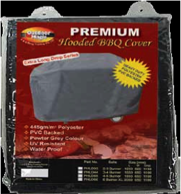 Liquidated stock - S & B BBQ Cover