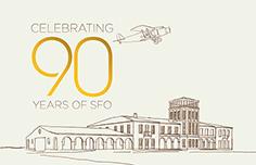 Celebrating 90 Years of SFO