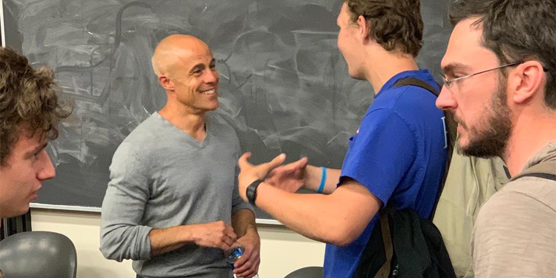 Meet Eric Roza: Executive, Founder, Entrepreneur