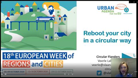 Herbekijk Reboot your City