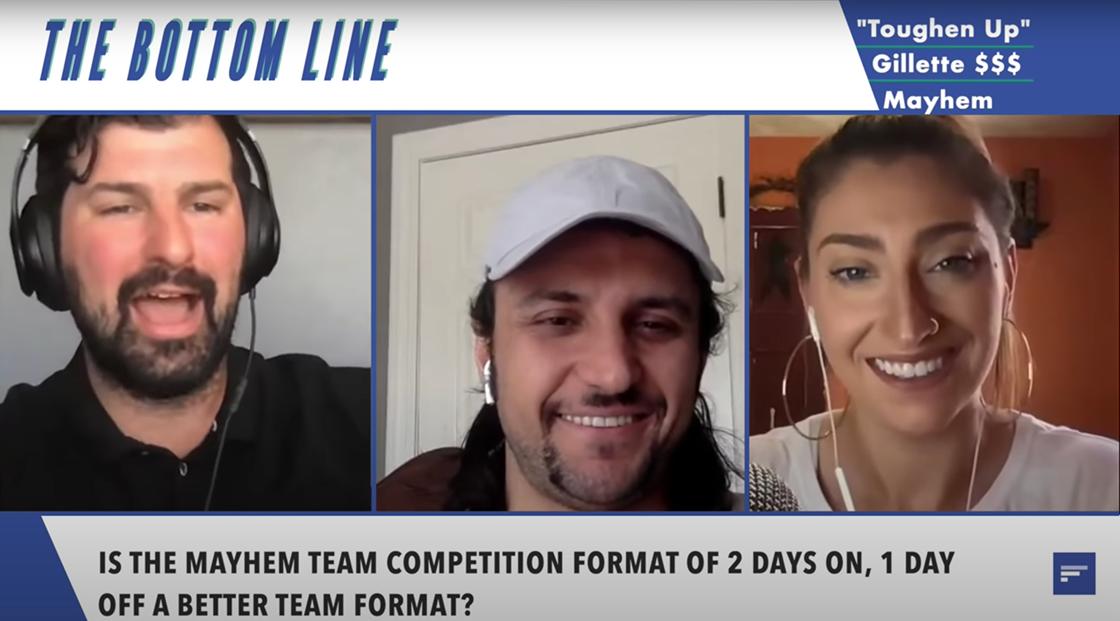 Mayhem/Froning Introduces Big Innovation to Team Format