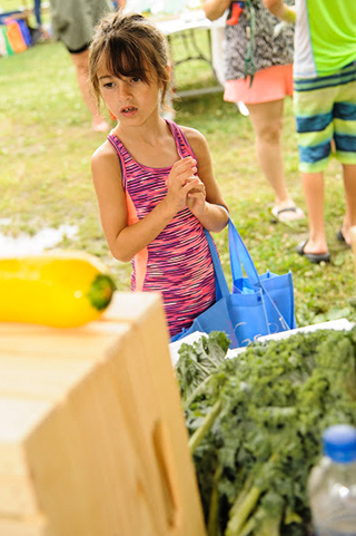 Kids' Farmers Market