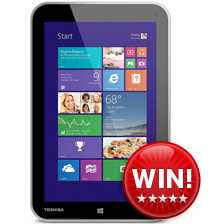 Toshiba Excite Pro Tablets