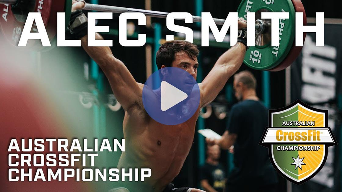 Alec Smith Casually Competing On Holidays In Australia