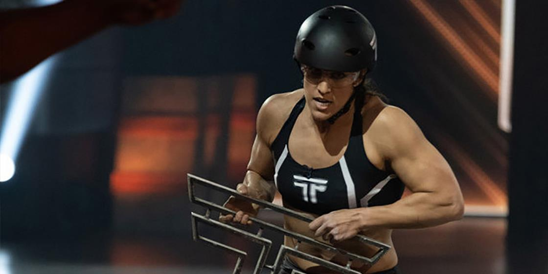 "Alvarez Continues Her Run On The Titan Games, ""Rhino"" Robbie Debuts"