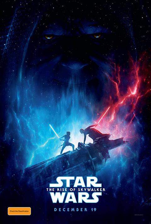 Watch the Star Wars IX Trailer