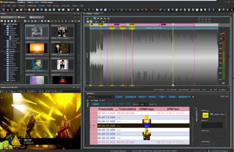 Dalet Multimedia Radio Production