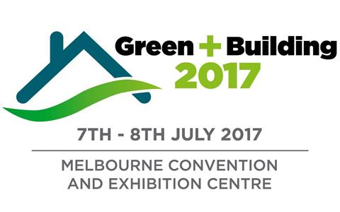 Green+ Building, 7-8 July, Melbourne Convention & Exhibition Centre