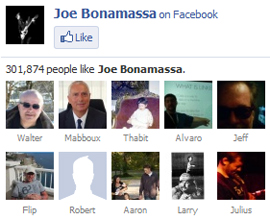 Joe Bonamassa on Facebook. 301,874 people like Joe Bonamassa