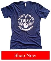 Blue 1977 Vintage T-shirt