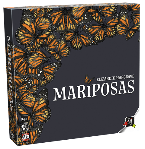 Mariposas boîte