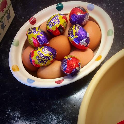 Emma's favourite eggs