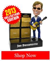 Joe Bonamassa 2013 Collectors Edition Bobblehead