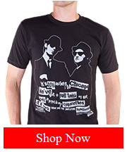 Tribut Apparel - NEW Tribut - Blues Brothers- 106 Miles (Men)