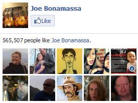 Joe Bonamassa on Facebook. 565,507 people like Joe Bonamassa
