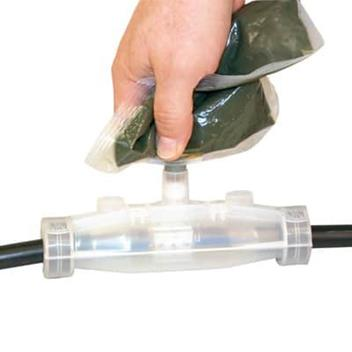 LV Cable Joints - Cold Shrink, Heat Shrink & Resin