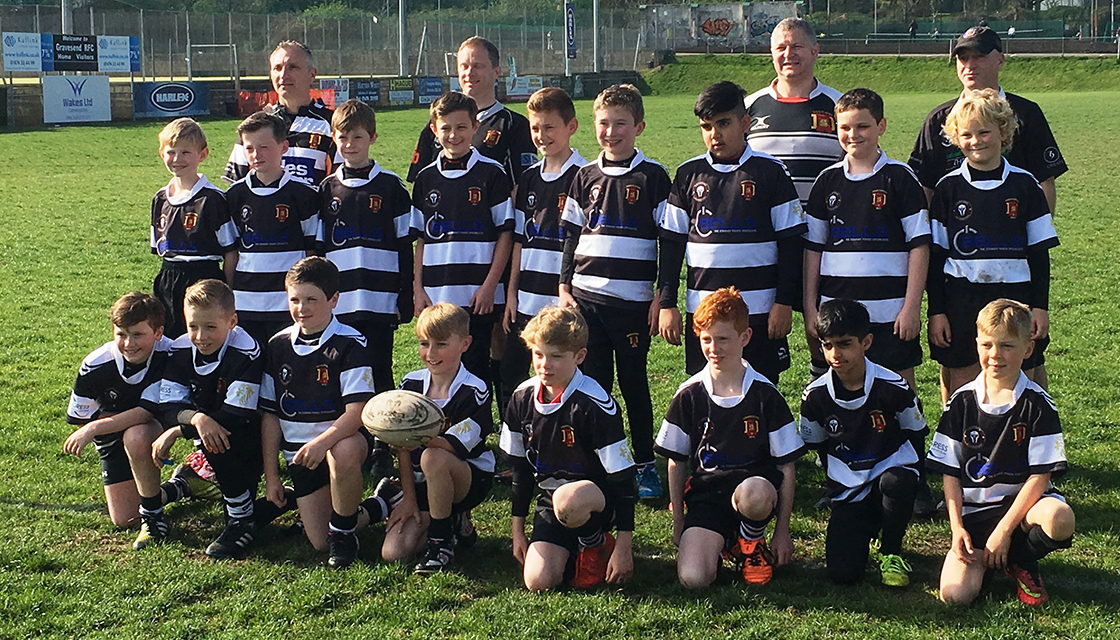 Gravesend Under 10's Rugby Team