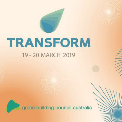 Green Building Council of Australia's TRANSFORM