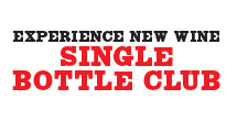 Experience new wine. Join the EEC Single Bottle Club.